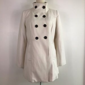 Old Navy Double Breasted Long Pea Coat